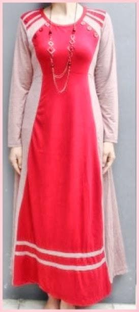 Baju Gamis Wanita Muslim - Trend Mode Gamis Modern Terbaru