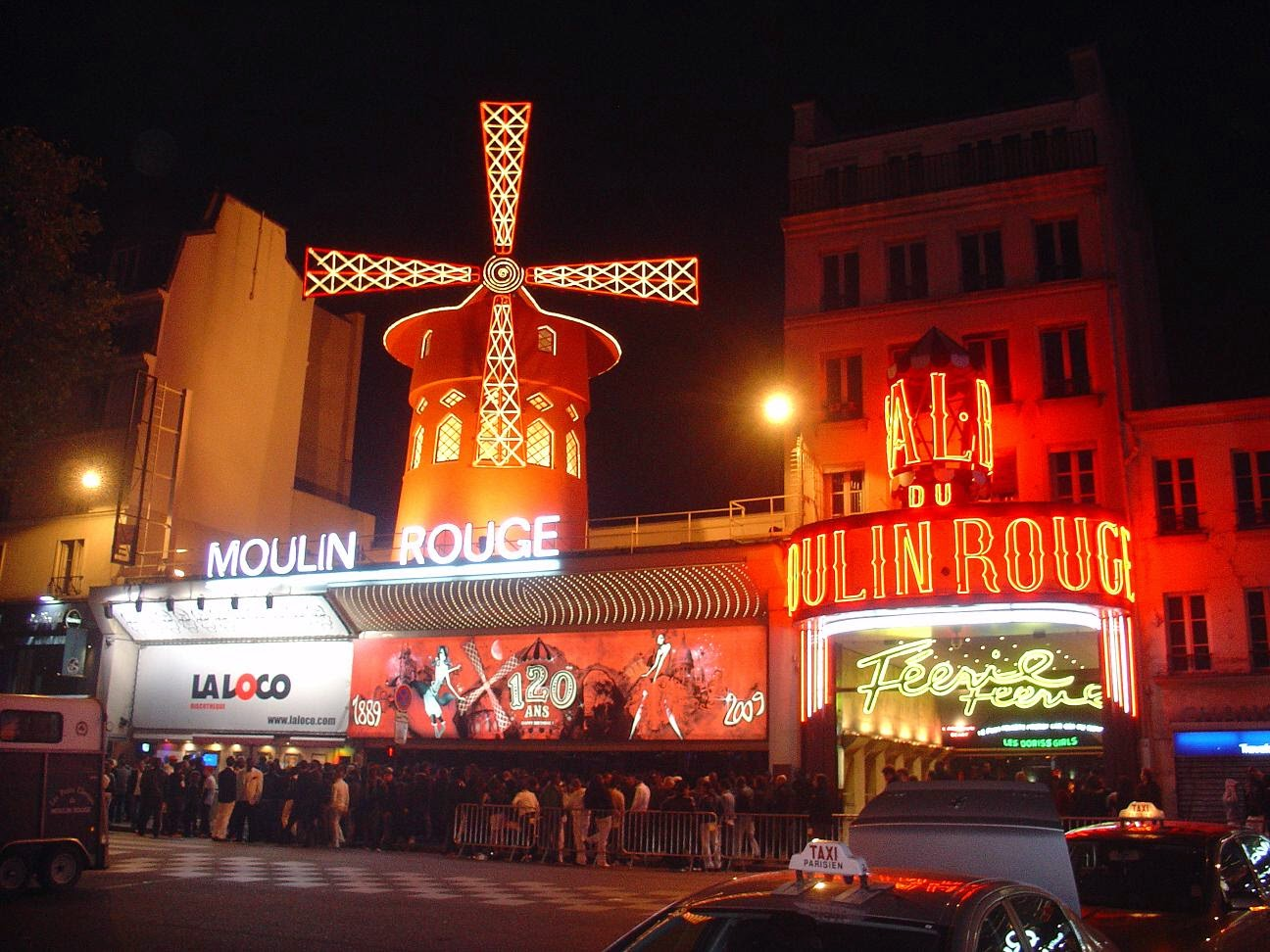 imagenes de moulin rouge paris