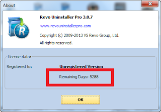 Revo Uninstaller Pro 3.0.7 Full Version