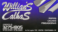 Willian's Calhas