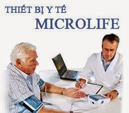 Thiết bị y tế Microlife