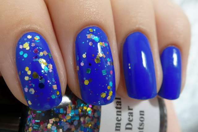 Girly bits Ornamental My Dear Watson & Nails inc. Baker street