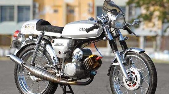 Foto Modifikasi Motor Suzuki A100 Terbaru