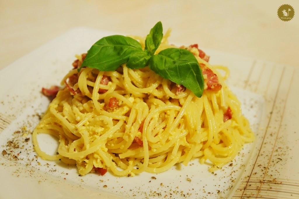 http://myszkagotuje.blogspot.com/2014/02/spaghetti-carbonara.html