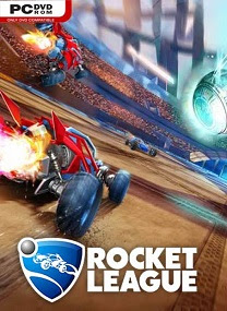 Rocket League-FLT Terbaru For Pc cover