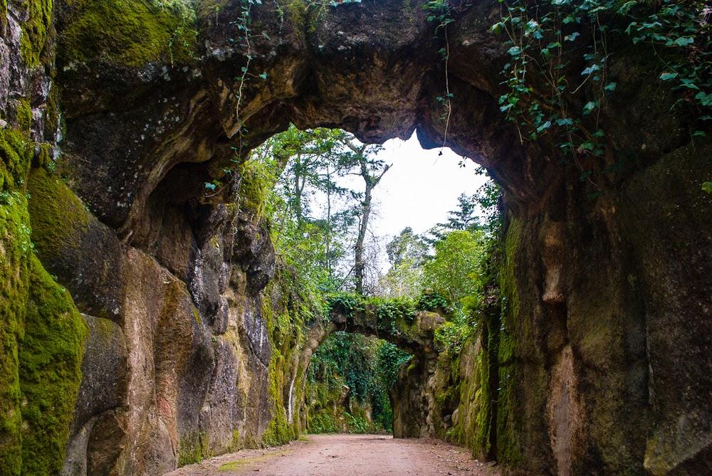Park Quinta da Regaleira Sintra Portugal