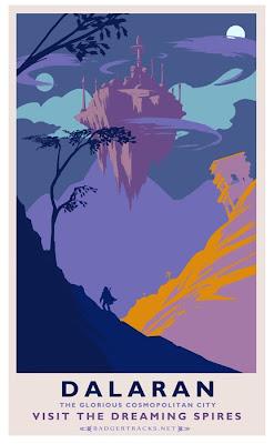 постеры World of Warcraft
