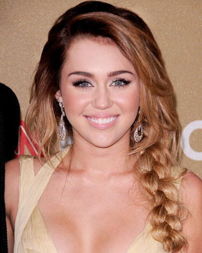Miley Cyrus: BuzzedforBeauty: Beauty And Style Icon Of The Moment