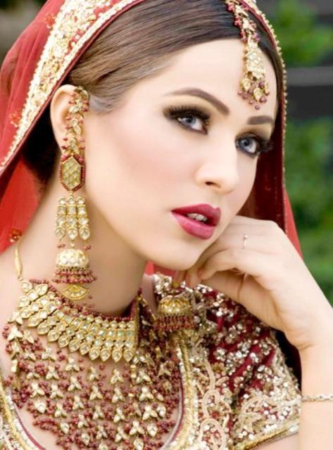 ayan ali bridal images