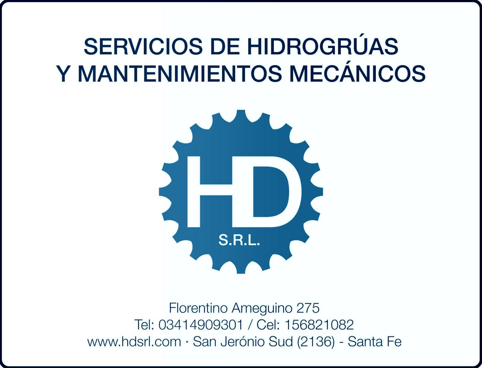 SERVICIOS DE HIDROGRUAS Y MANTENIMIENTOS MECÁNICOS
