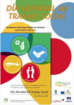 Oviedo, 15 Marzo DIA MUNDIAL DEL TRABAJO SOCIAL