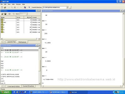 Workspace_windows_MATLAB