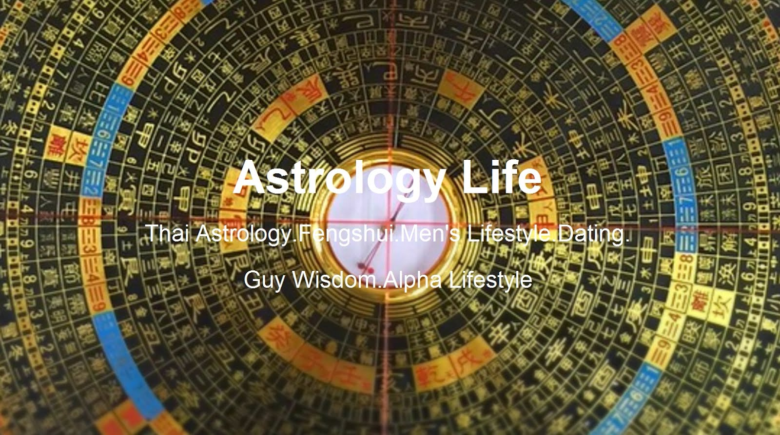 Astrology life Thai astrology and Fengshui