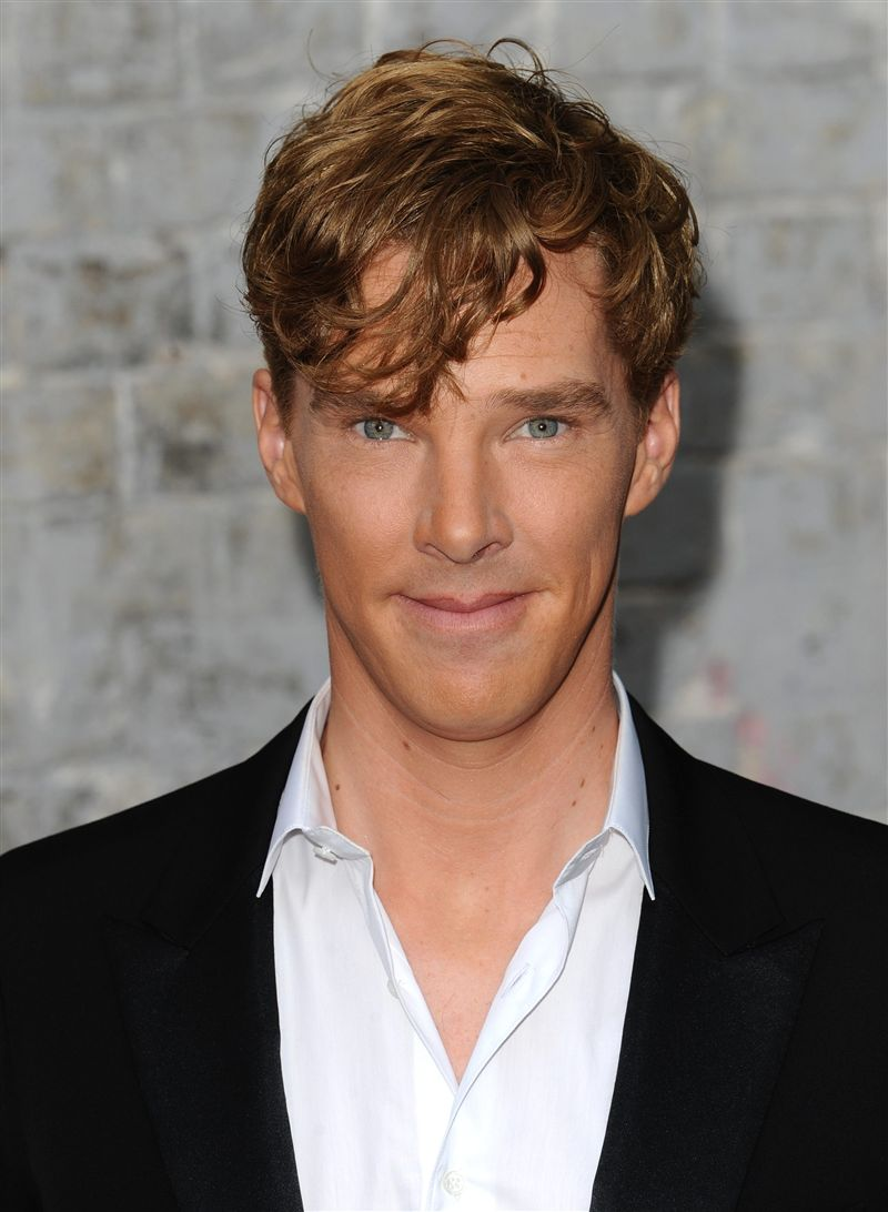 Distinctive Face: Benedict Cumberbatch