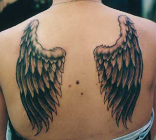 Angel Wings Tattoos
