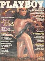 Confira as fotos da atriz Lucelia Santos, capa da playboy de novembro de 1981!