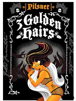 Grimm Brothers 3 Golden Hairs Pilsner