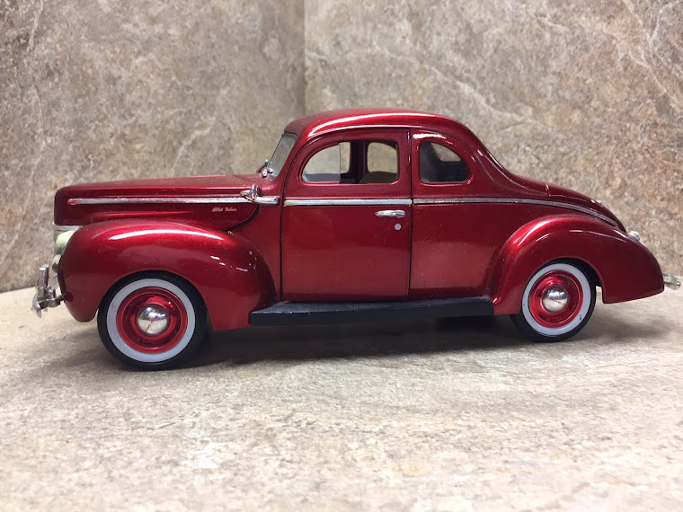 1940 Ford Coupe ~
