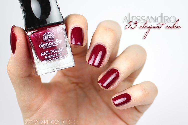 Alessandro - 53 Elegant Rubin