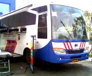 Jadwal dan informasi lokasi pelayanan SIM Keliling di Depok 2012-2013 - terbaru5.blogspot.com