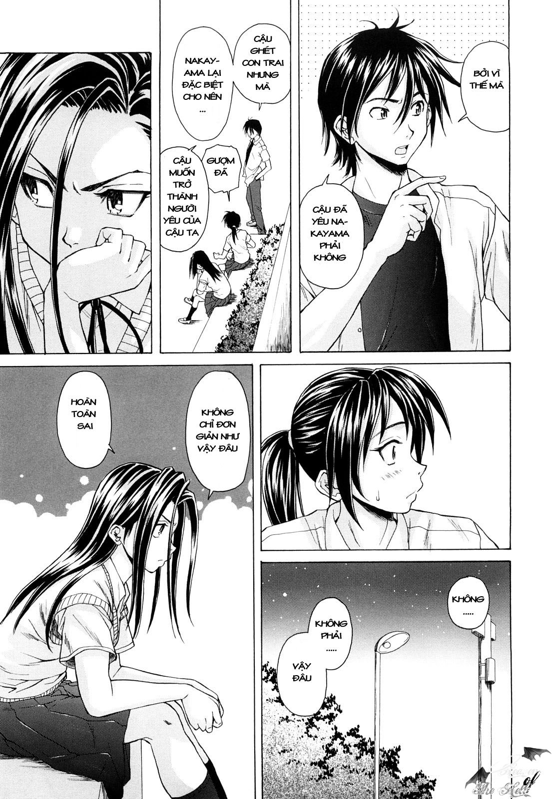 TruyenHay.Com - Ảnh 12 - Setsunai Omoi Chapter 3