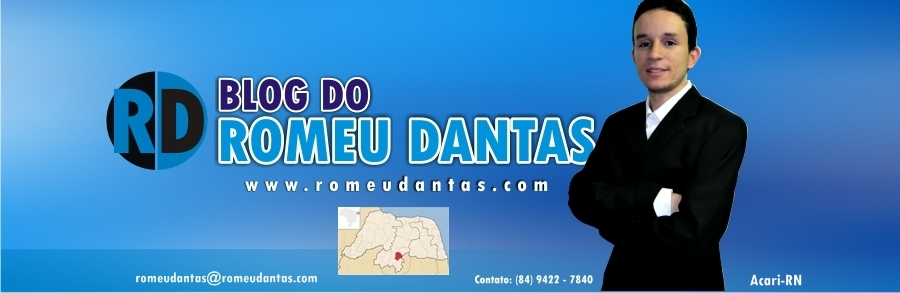Blog do Romeu  Dantas