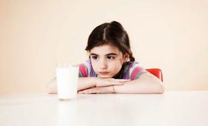 Δυσανεξία στο γάλα: