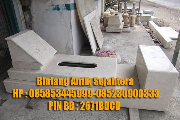 Makam Marmer granit Pahlawan Bandung