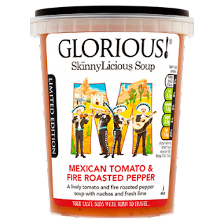 A #GloriousAdventure with Glorious! Soups | Anyonita-nibbles.co.uk