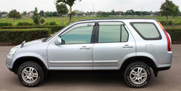 2003 Honda CRV 2.0 A/T ~ Mobil Bekas & Rental Mobil