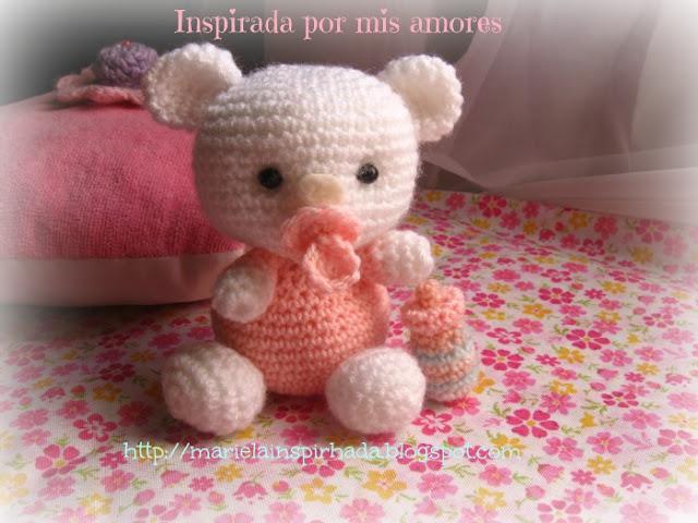 Amigurumis Para Bebes : Sonajeros tejidos muñecos artesanales bebés amigurumis