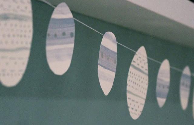 spielpause ostereier aus papier diy klein und flink. Black Bedroom Furniture Sets. Home Design Ideas