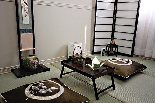 Asian interior home design interior home design for Oriental interior designs