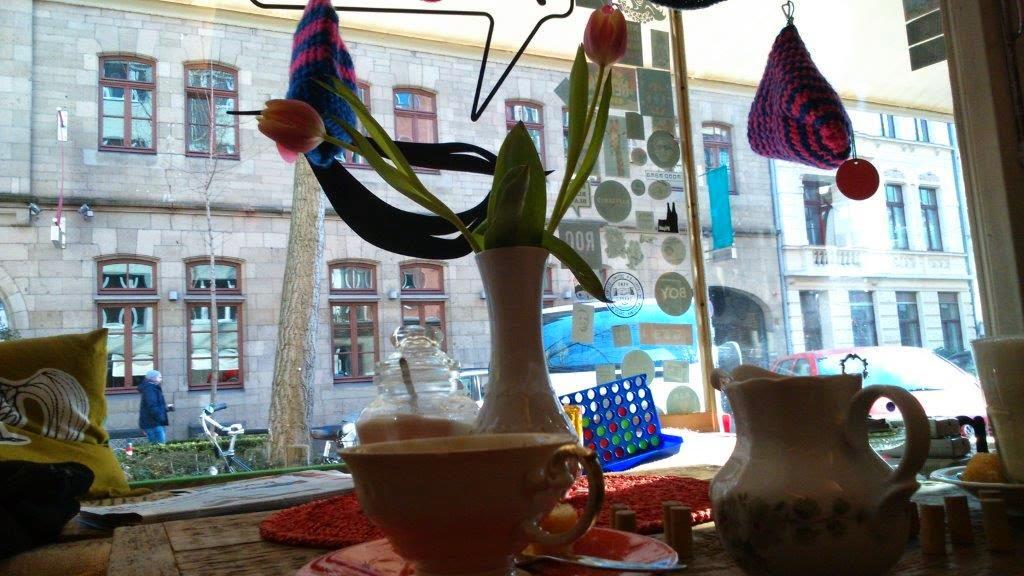 Belgisches Viertel Köln Frühstücken Cafe Kaffee