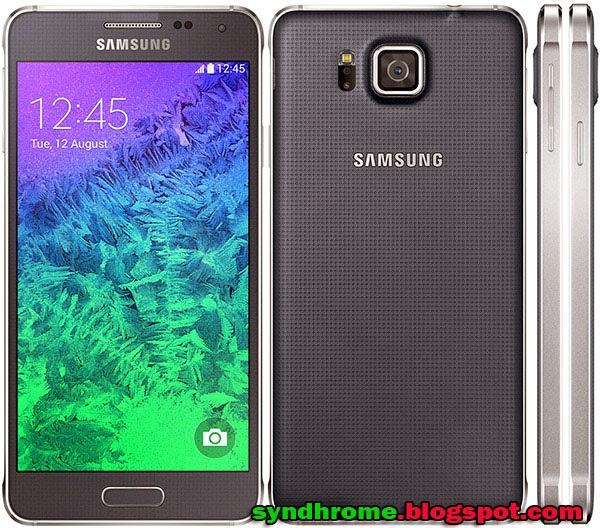 Spesifikasi dan Harga Samsung Galaxy Alpha | Harga Selangit, Apa sih Kelebihannya?
