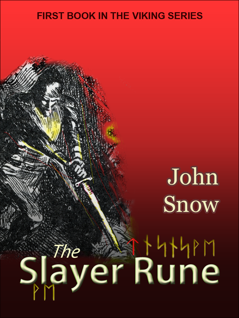 John Snow. The Slayer Rune. Special prize: $0.99