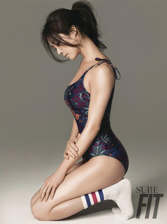 Ock Joo Hyun - Sure Fit May 2014