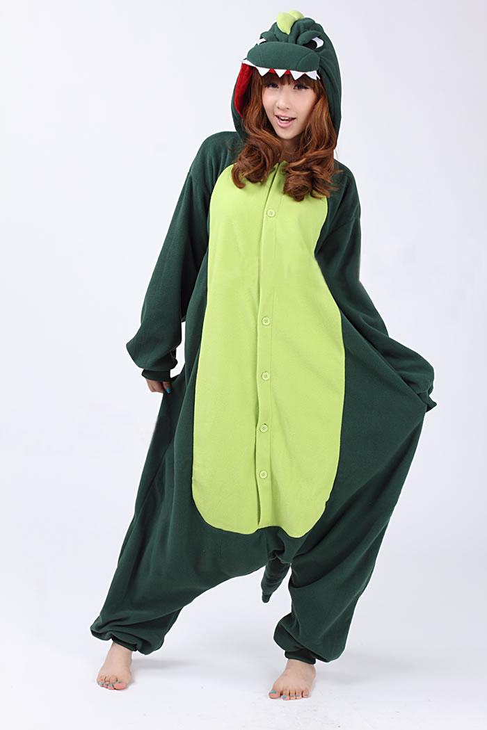 KIGURUMI: Dinosaur Kigurumi
