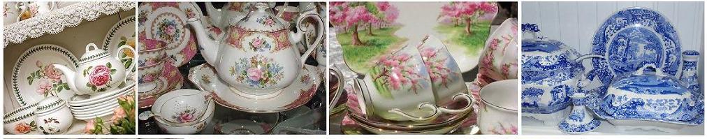 Lovely Treasures from English Garden