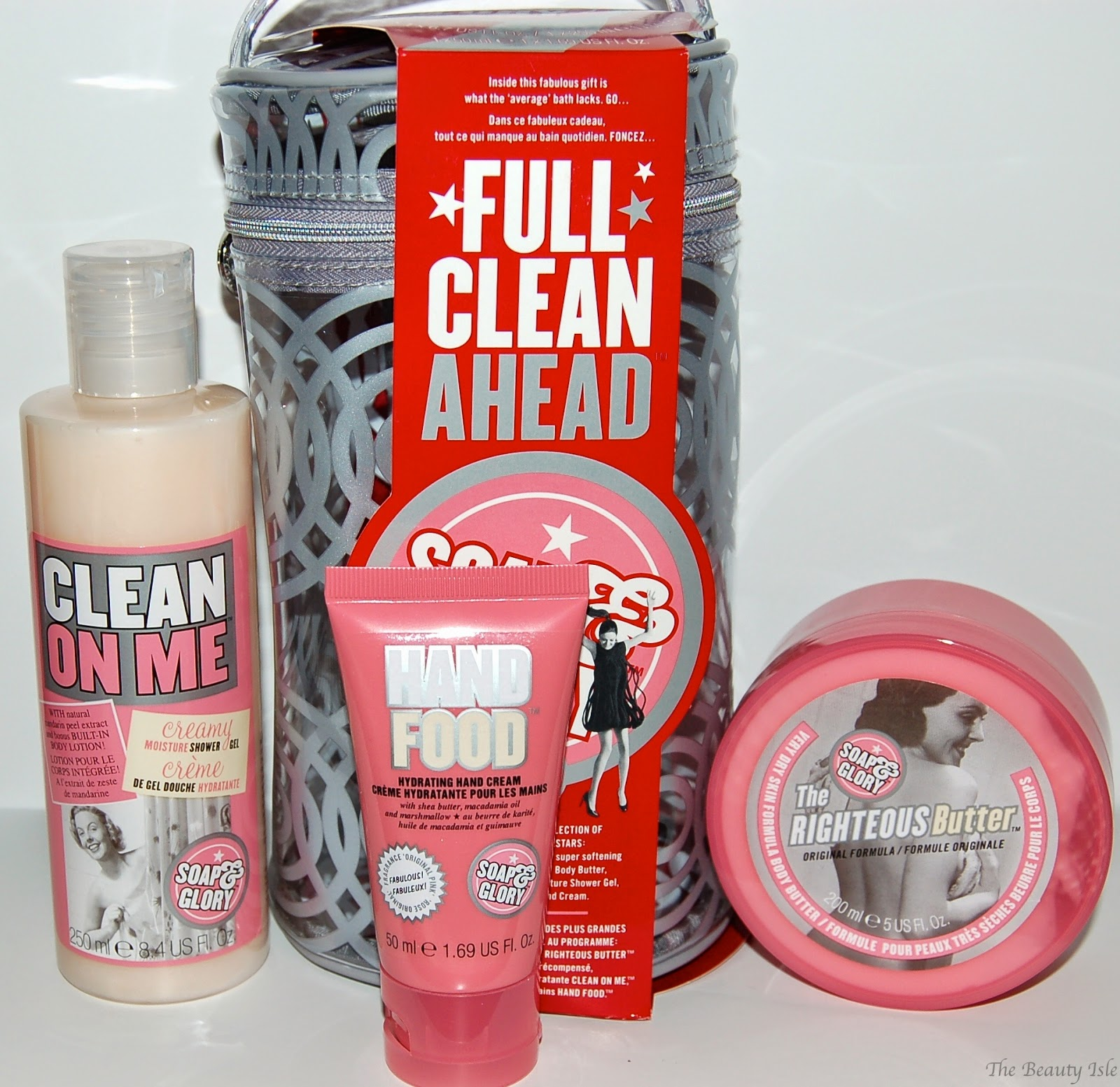 Soap & Glory Full Clean Ahead