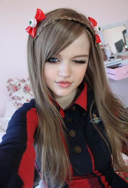 anak+16+tahun+bwerwajah+seperti+boneka+barbie
