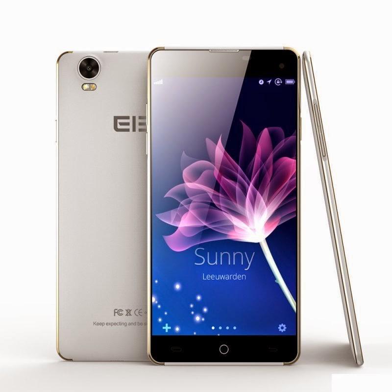 Elephone G7, Harga dan Spesifikasi HP Tipis Proseseor Octa Core Kamera 13 MP