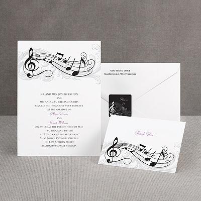 Noteworthy Invitations was beautiful invitation design