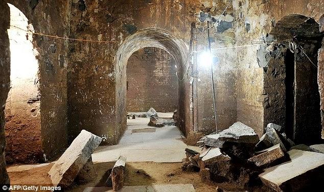 Arkeolog Cina berhasil menemukan makam kaisar Cao Cao