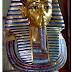 Le arrancaron la barba al faraón Tutankamón