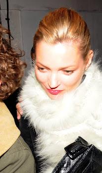 David Kerr Celebrity Photographer : Model Kate Moss ... ...