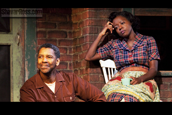 august wilson fences rose essay