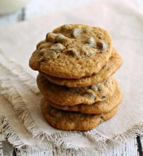 Hungry Couple: Soft and Chewy Chocolate Chip Cookies