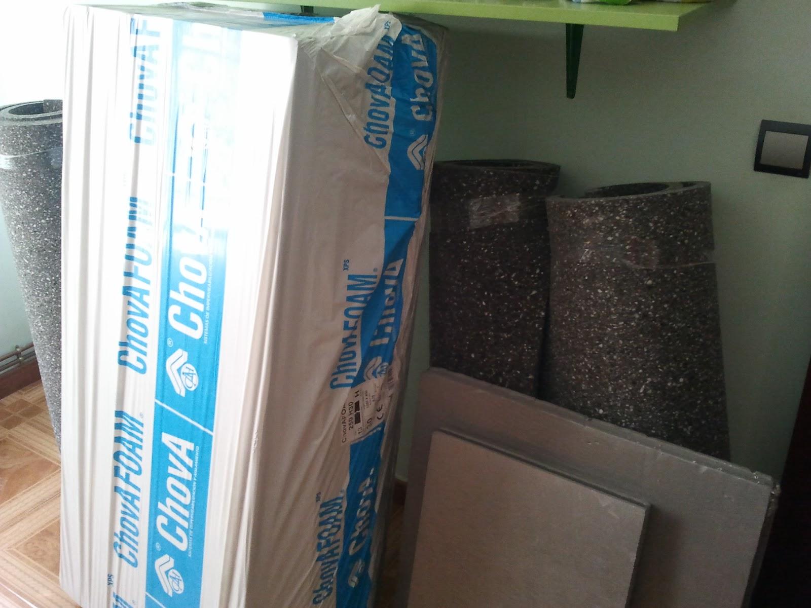 Tecnolog a para un progreso sostenible agosto 2012 - Material aislante para paredes ...