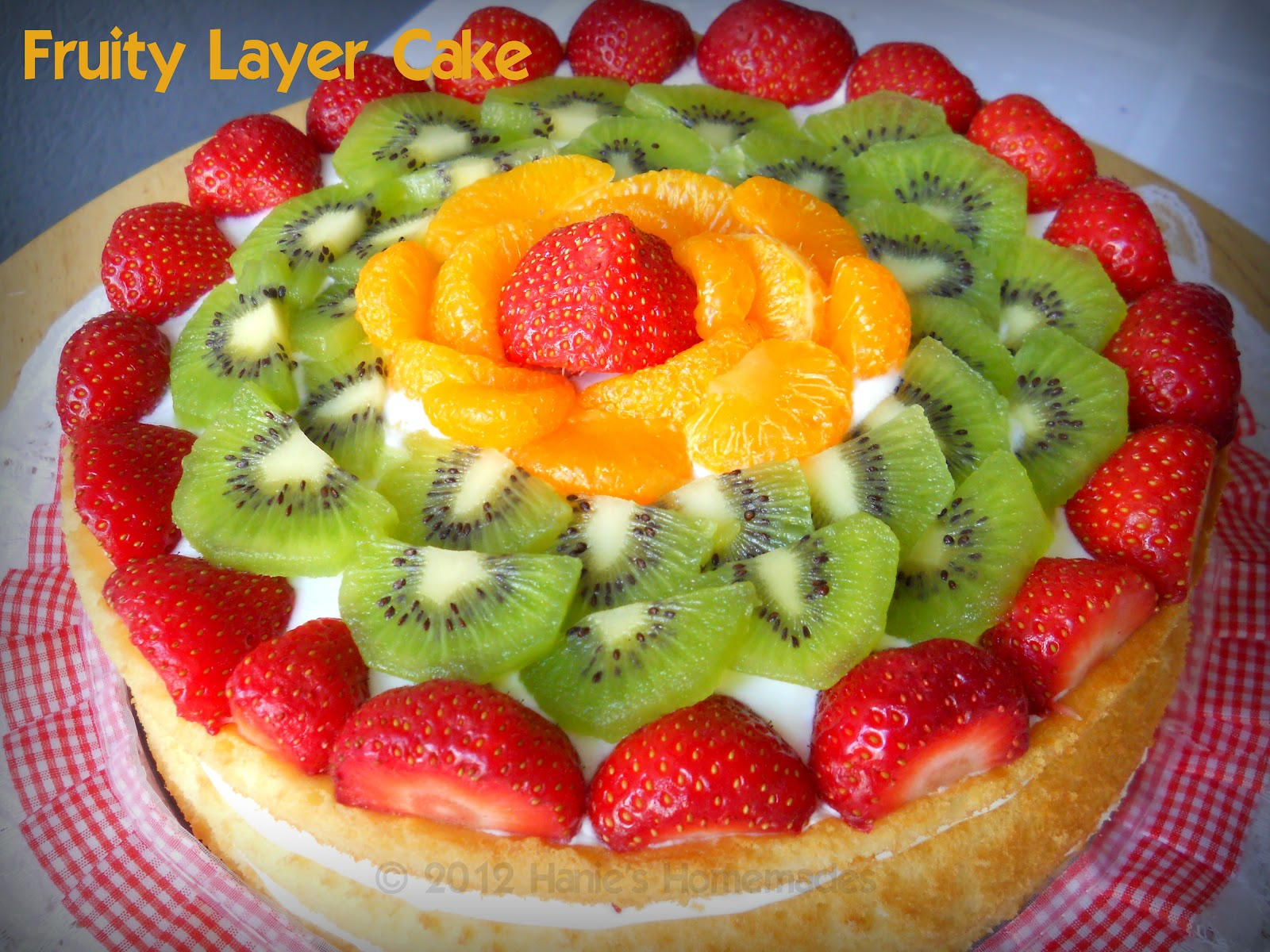 Cake Buah Kering Â« Kitchen Epic Picture